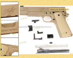 SALE!!! Hurricane Kimber Desert Warrior Kit for Marui